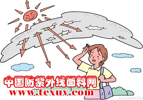 如何辨别太阳伞是否防紫外线