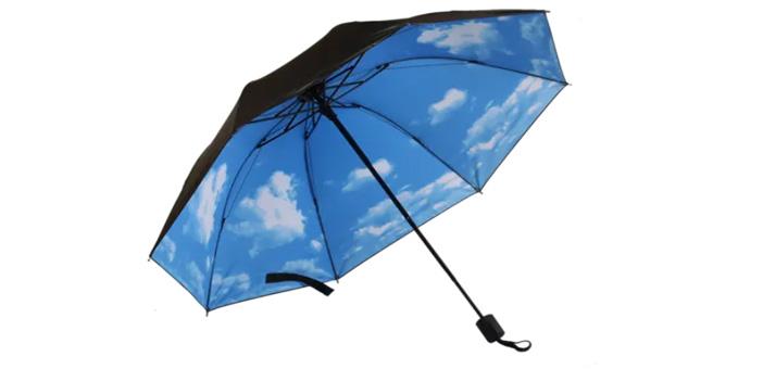 如何选择防紫外线伞?