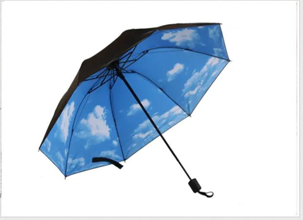 防紫外线雨伞1