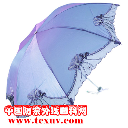 购买时怎么识别<strong>防紫外线雨伞</strong>?