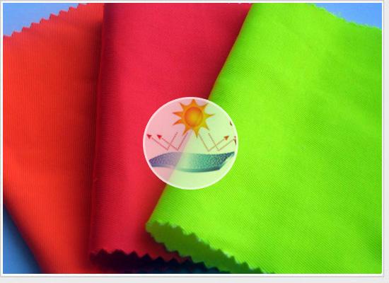 平纹春亚纺防水防紫外线面料